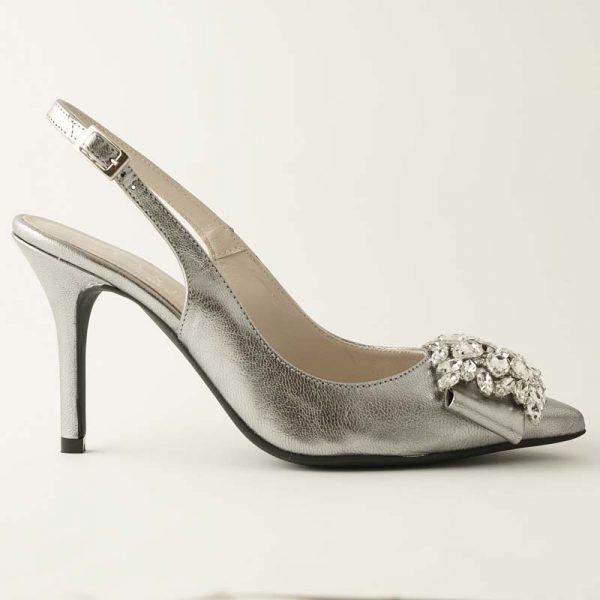 Zapato joya plomo