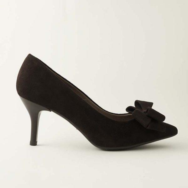 Zapato lazo marrón