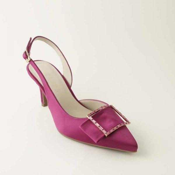 Zapato joya buganvilla