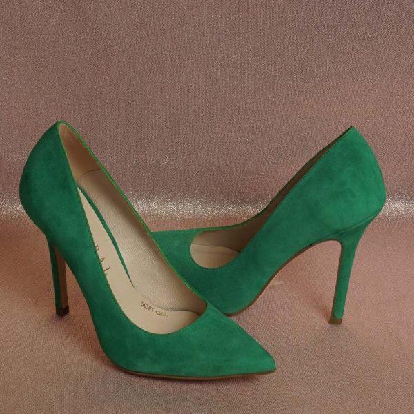 Stiletto verde